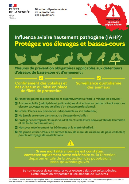 INFLUENZA AVIAIRE HAUTEMENT, PATHOGENE